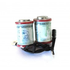 Coils - Red Dollar Bill