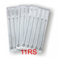 11 Round Shader Sterile Tattoo Needles (11RS)