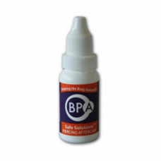 BPA Piercing Aftercare Solution
