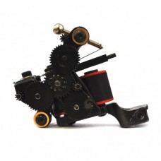 Antikythera Cog Wheel Tattoo Machine