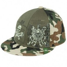 No Fear Camo Cap